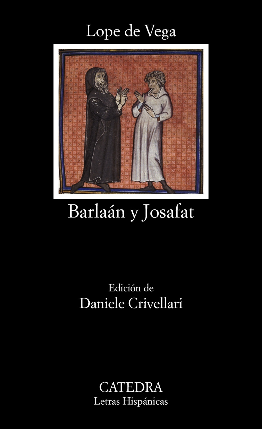 Lope de Vega, Barlaán y Josafat