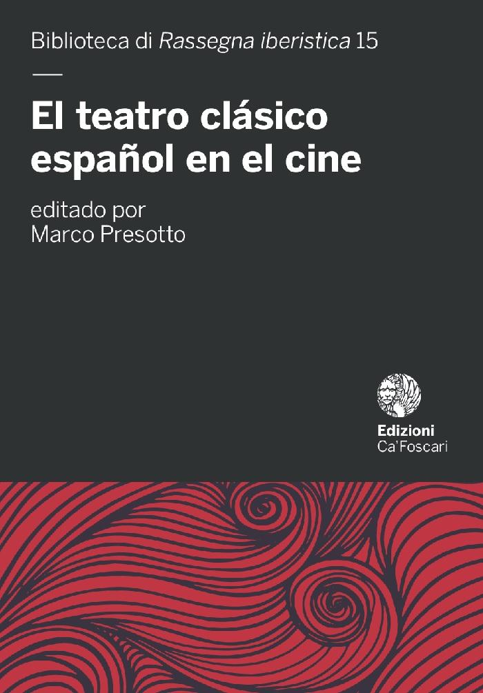 teatro clásico español en el cine